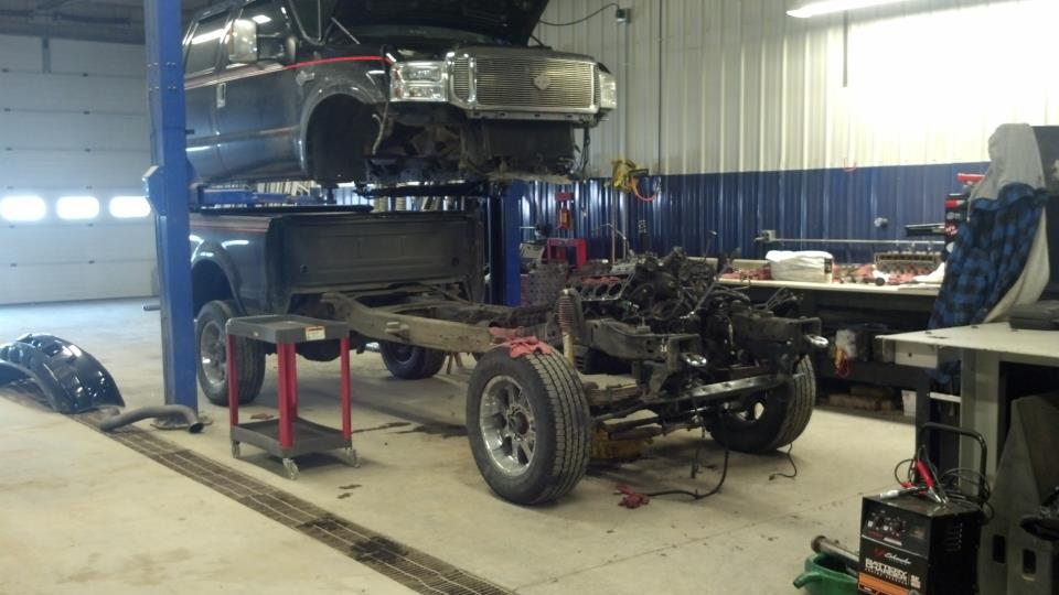 6.0 powerstroke head gasket job are the 6 0 powerstroke diesels really that bad? black diamond