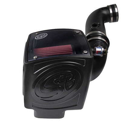 S&B Filters Duramax Cold Air Intakes