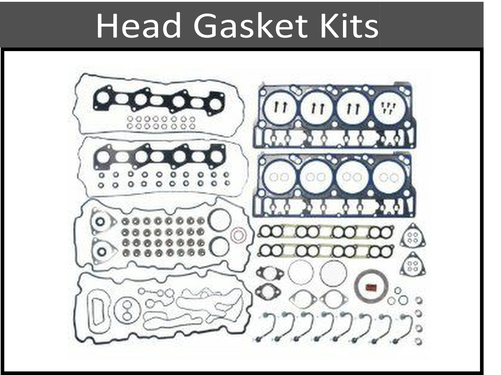 Head Gasket Replacement Kits