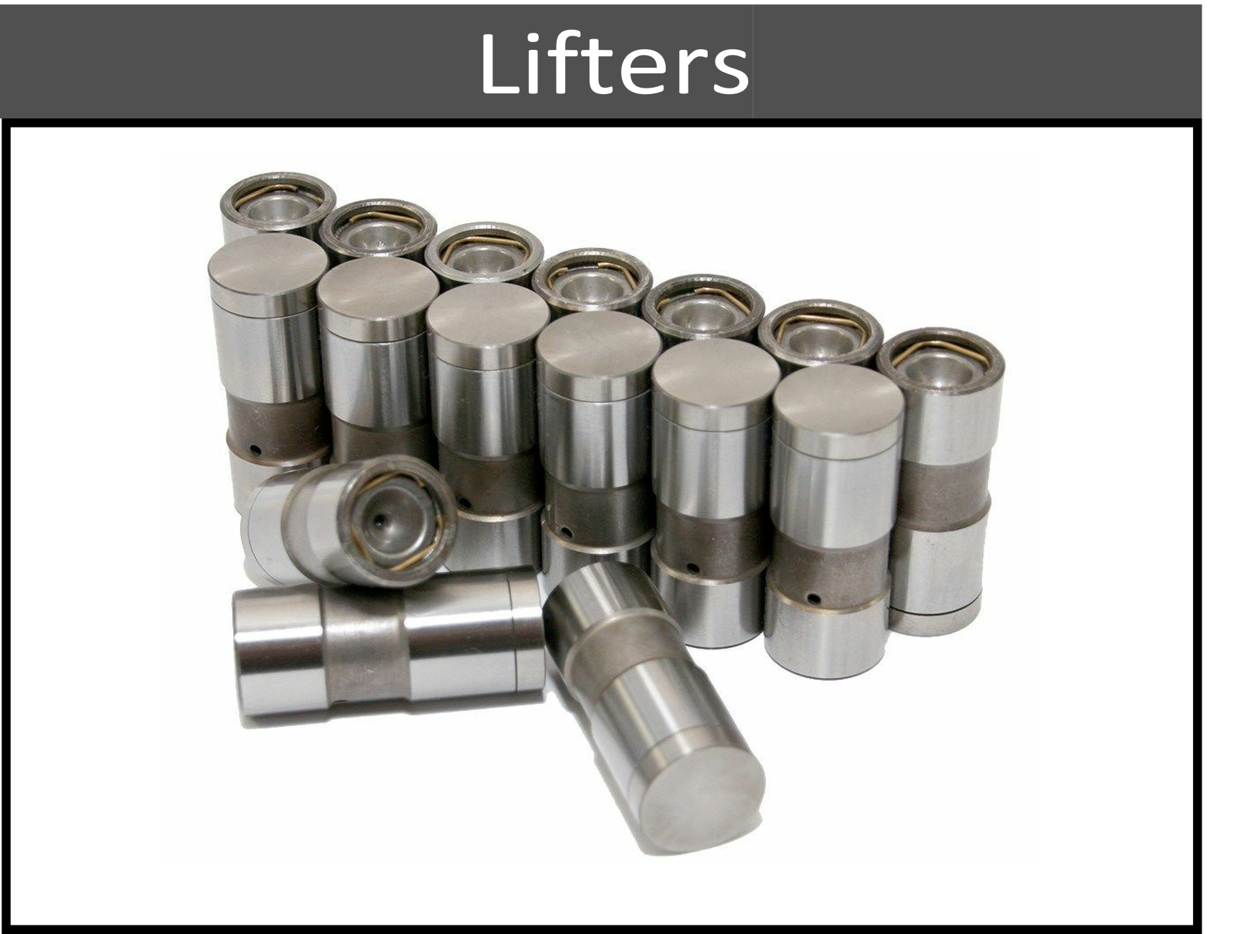 Replacement Camshaft Lifters