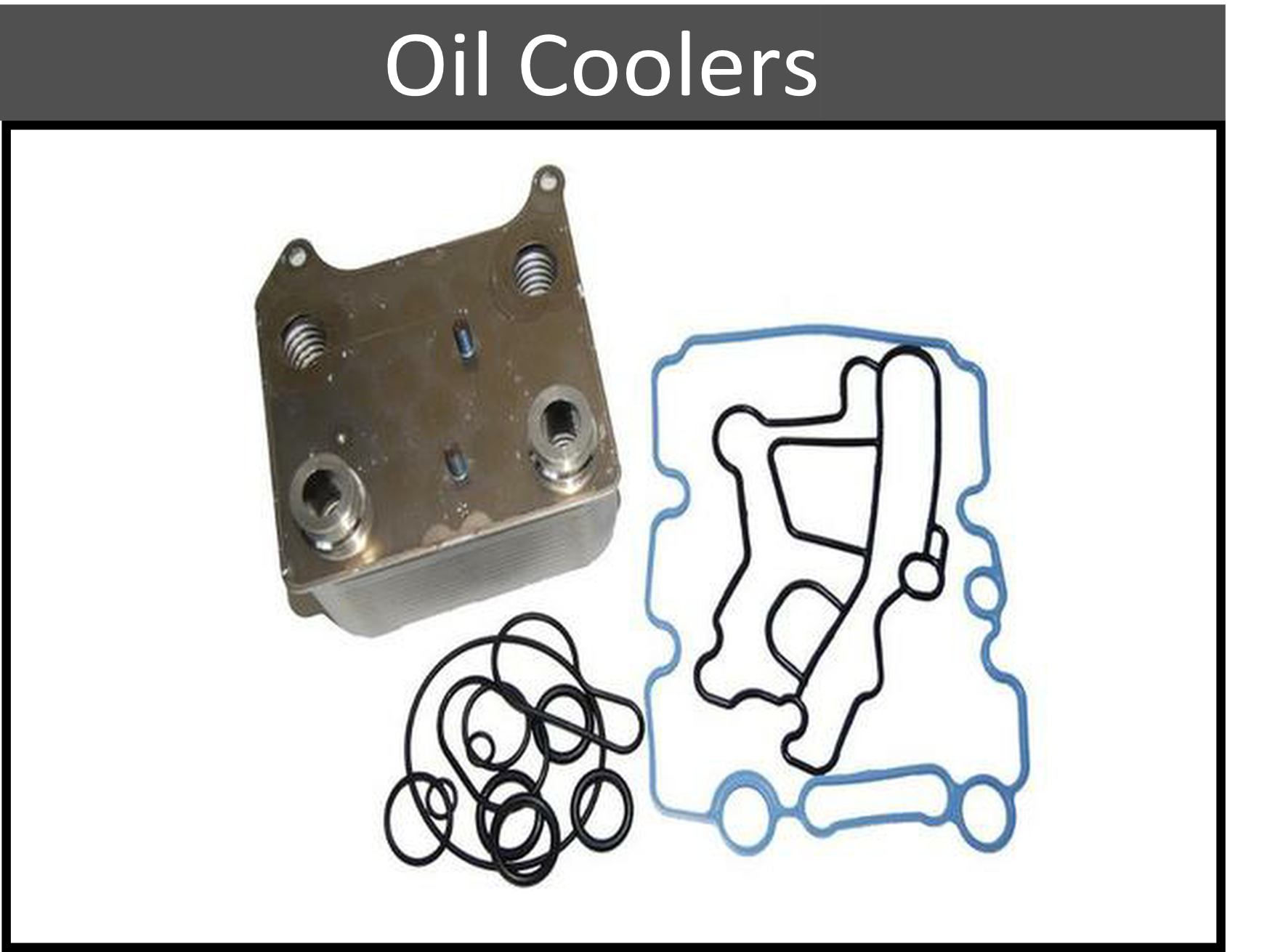 Replacement Oil Coolers and Related